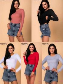 Bluzka Body damskie (S-XL/12szt)