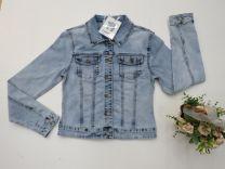 Kurtka jeansowa damska (XS-XL/10szt)