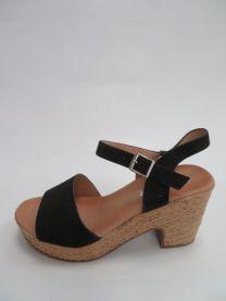 Sandały na obcasie (36-41/12P)