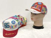 czapka dziewczęca (uniwersalny/12szt)