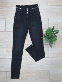 Spodnie Jeansowe Damskie (XS-XL/12szt)