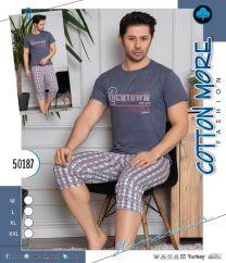 Piżama męska (M-2XL/4kompletów)
