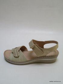 Sandały na koturnie ( 36-42/12 par )