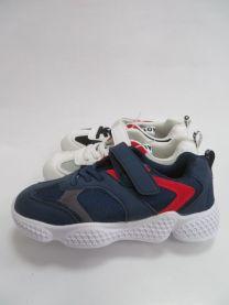 Buty sportowe na rzepy chłopięce (31-36/18P)