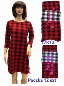 Sukienka Damska z chiński ( M-2XL/12szt)