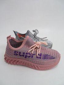 Buty sportowe wiązane chłopięce i dziewczynka (28-33/18P)
