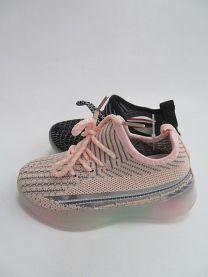 Buty sportowe wiązane chłopięce i dziewczynka (20-25/18P)
