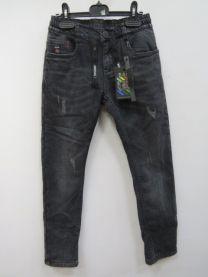 Spodnie jeansowe dzieci ocieplane (8-16/10szt)