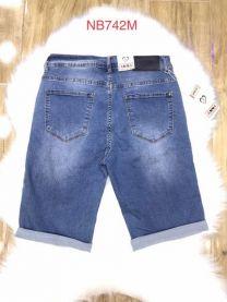 Spodenki jeansowe damska (31-38/12SZT)