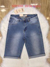 Spodenki jeansowe damska (28-36/12SZT)