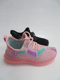 Buty sportowe wsuwane dziewczynka (32-37/18P)