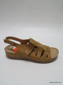 Sandały na koturnie ( 39-43/12 par )