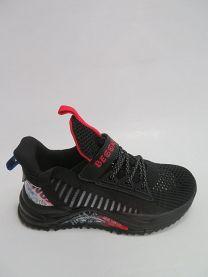 Buty sportowe na rzepy chłopięce (32-37/8P)