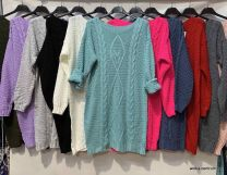 Tunika Sweter damskie (Standard/5szt)
