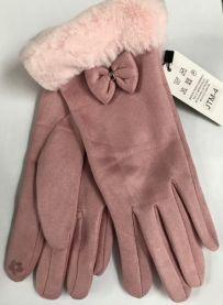 Rękawiczki damskie (M-L/12par)