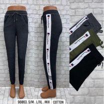 Spodnie Dresowe damskie (S-XL/12szt)
