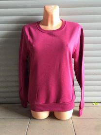 Bluzy bez kaptura damskie (S-XL/12szt)