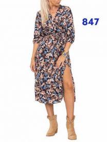Sukienka z chiński (S-XL/5szt)