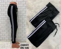 Spodnie welurowe damskie (3XL-6XL/12szt)