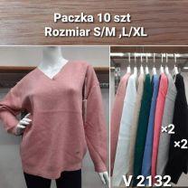 Swetry z chiński (S/M-L/XL/10szt)