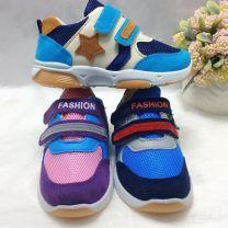 Buty sportowe na rzepy chłopięce i dziewczynka (26-31/18P)