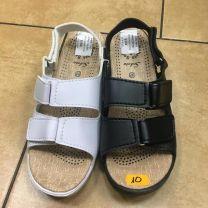 Sandały damskie na koturnie (36-41/24 P)