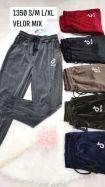 Spodnie welurowe (S-XL/12szt)