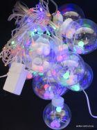 Lampki choinkowe 2.5 metrów - 108 LED