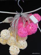 Lampki choinkowe 2.8 metrów - 108 LED