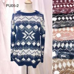 Swetry z chiński (M-2XL/12szt)