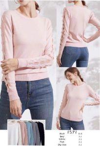 Swetry z chiński (S-XL/12szt)