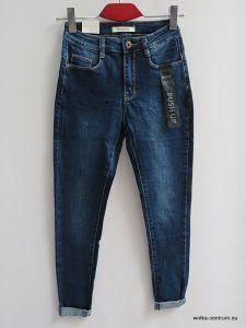 Spodnie jeansowe damskie(36-44/10P)
