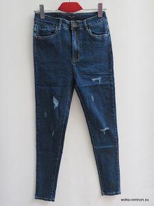 Spodnie jeansowe damskie(40-48/10P)