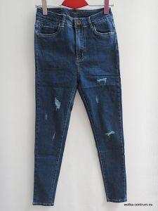 Spodnie jeansowe damskie(42-50/10P)