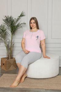 Piżama damska Turecki (L-4XL/12kompletów)