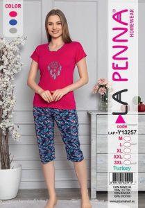 Piżama damska Turecki (M-3XL/12kompletów)