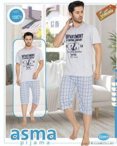 Piżama męska (L-4XL/16kompletów)