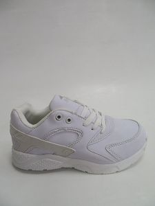 Buty sportowe wiązane chłopięce i dziewczynka (31-36/12P)