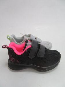 Buty sportowe na rzepy dziewczynka (25-30/18P)