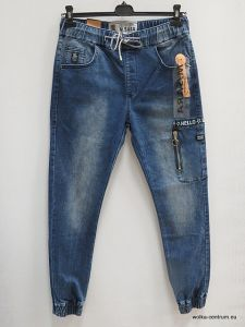 Spodnie jeansowe Męska (28-36/10szt )