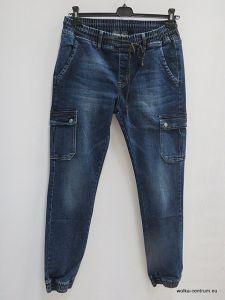 Spodnie jeansowe Męska (29-36/7szt )